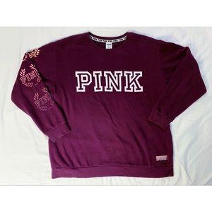 PINK Crewneck Sweater